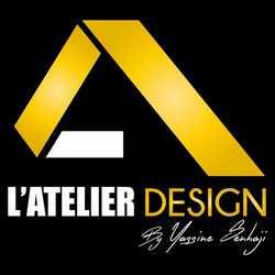 logo Atelier Design Senhaji